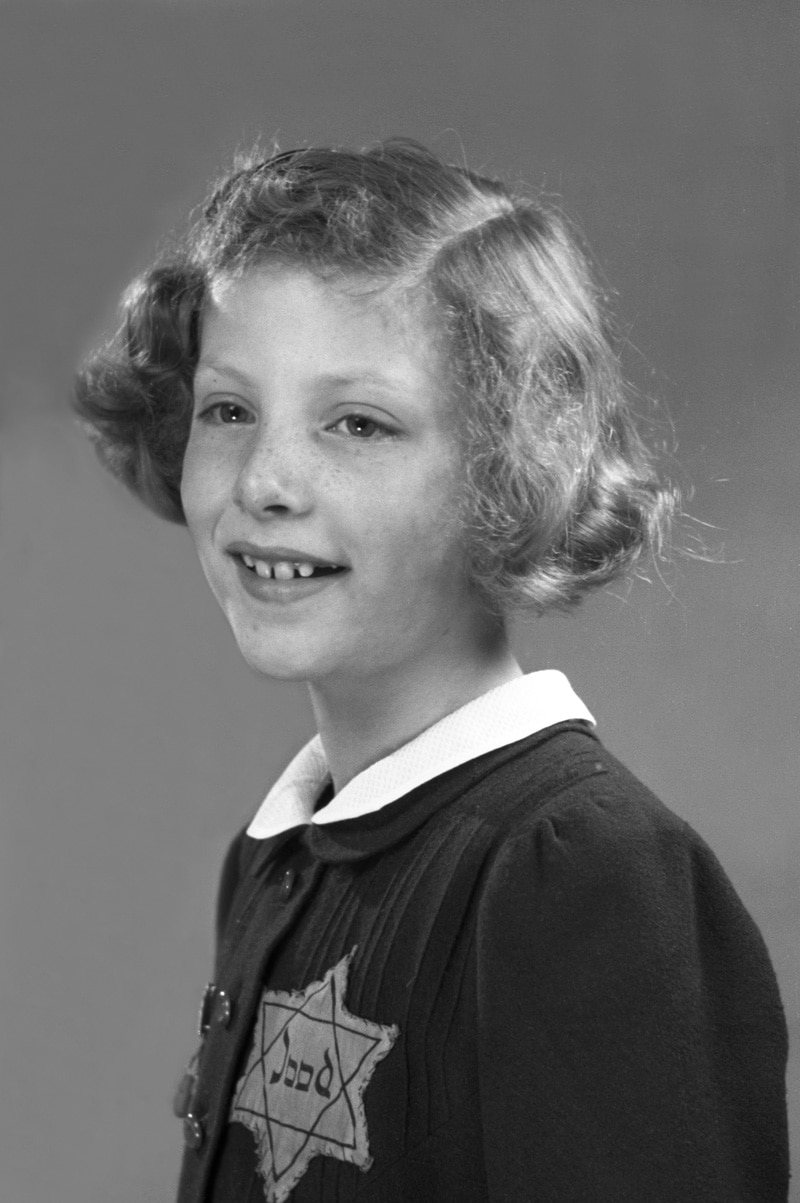 Judith Trijtel - 1943 Copyright: Monica Kaltenschnee
