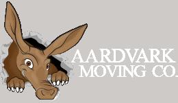 Aardvark Moving Logo