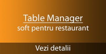 Table Manager - soft restaurant