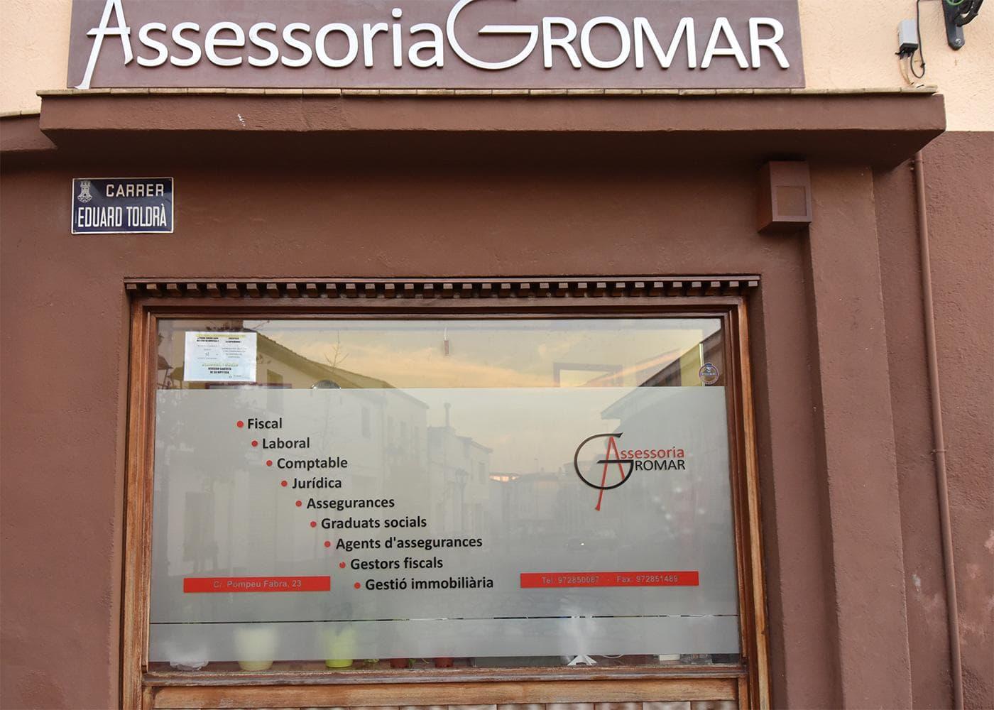 Assessoria Gromar