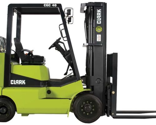 Compact forklift with LPG drive CGC40-70 (1)