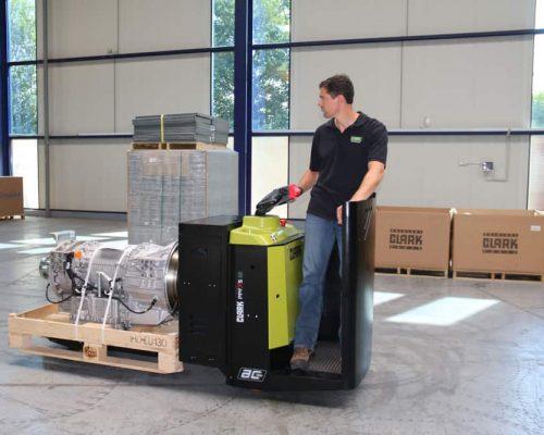 Electric low lift pallet truck PPFXS20 (2)
