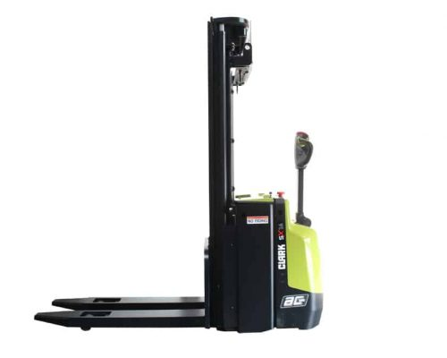 Electric stacker SX1216 (1)