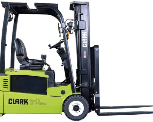 Electric three-wheel forklift GTX16-20s (1)