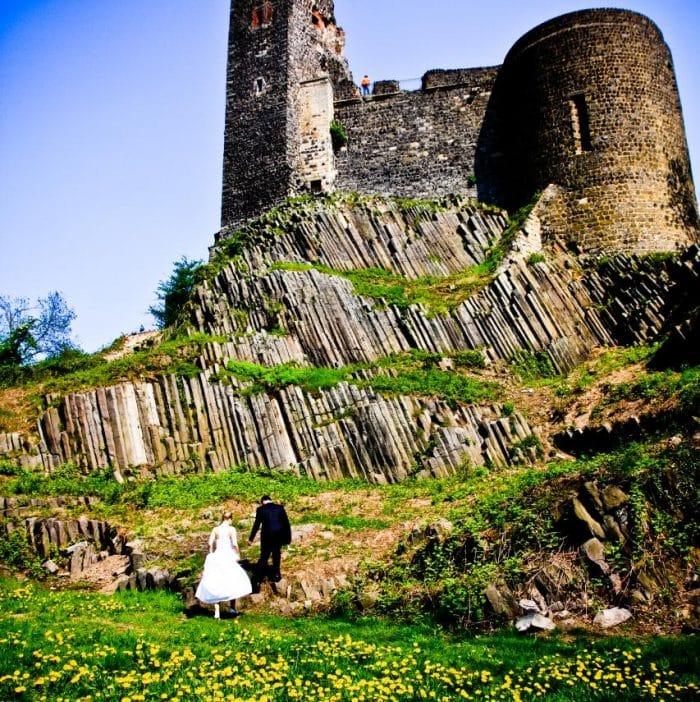 Hochzeit auf Burg Stolpen