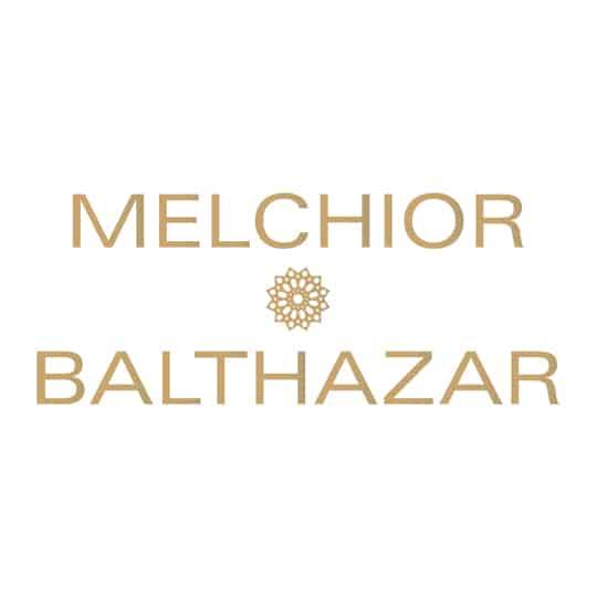 Logo_gold_square_Melchior&Balthazar_HD_sans Slogan V2