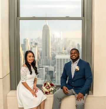 Photo 32 Rooftop Wedding NYC