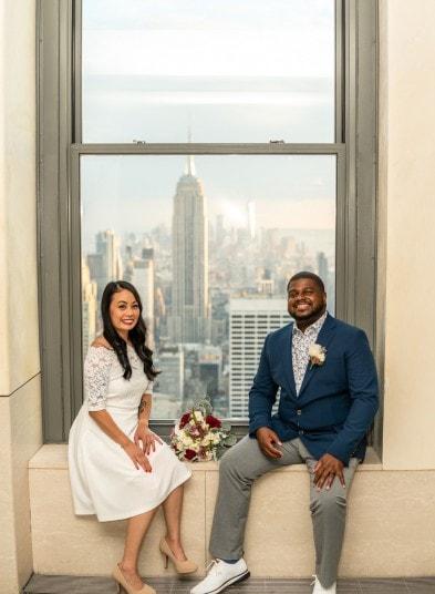 Photo 34 Rooftop Wedding NYC