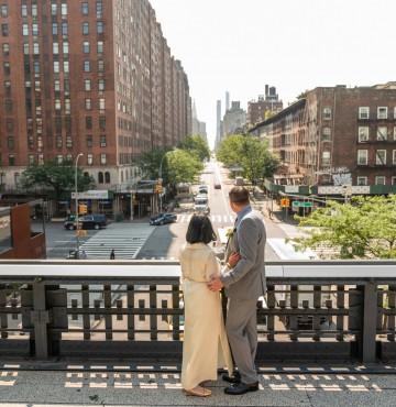 Photo 24 Rooftop Wedding NYC
