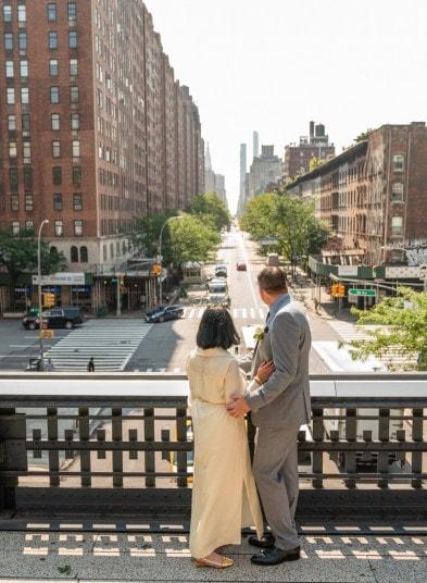 Photo 26 Rooftop Wedding NYC