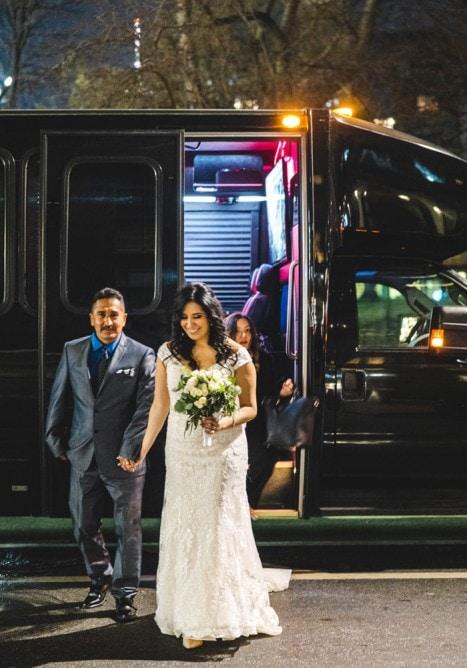 Photo 3 Мicro wedding in Washington Square Park