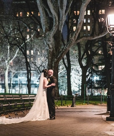 Photo 54 Rooftop Wedding NYC