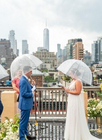 Photo 30 Rooftop Wedding NYC