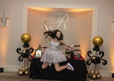Rose Bat Mitzvah Celebration PARTY_46