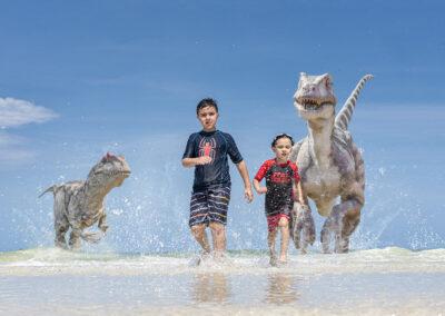 corriendo de los dinosaurios-1