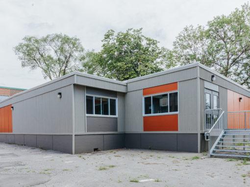 Classes modulaires – École Sophie-Barat