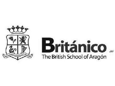 Logo del Colegio Británico de Aragón
