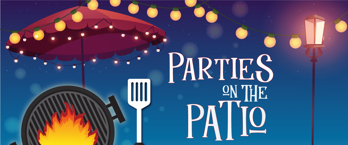 September Party on the Patio features Chili Cook-off