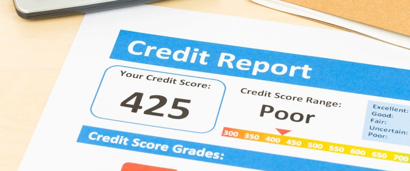 Few Hints Which Will Help To Clean Up Damaged Credit Score
