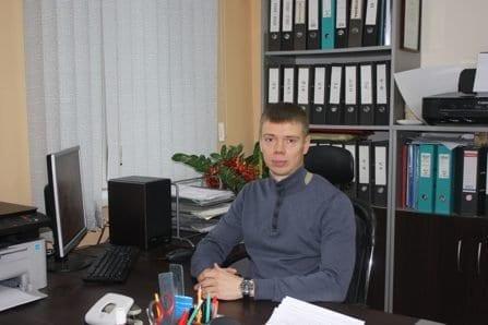 Начальник отдела инженерно-геодезических изысканий Кадастровый инженер стаж работы с 2006г.