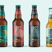 Lost Orchards Product Photography