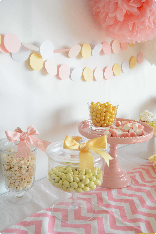 ピンクレモネード コーディネートのお誕生日パーティー : Pink Lemonade Party