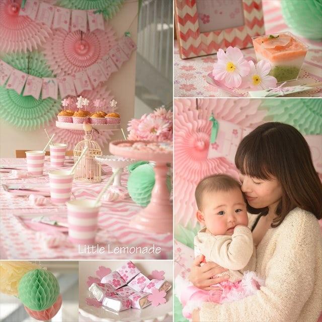 赤ちゃんと楽しむ、ひな祭りクッキングパーティー : Hinamatsuri Cooking Party