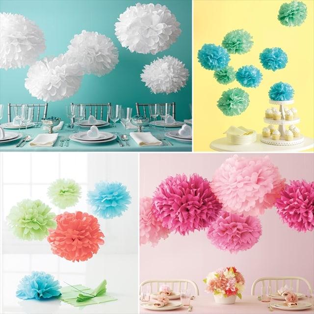 マーサスチュワート ポンポン キット : Martha Stewart Flower Pom Pom Kit
