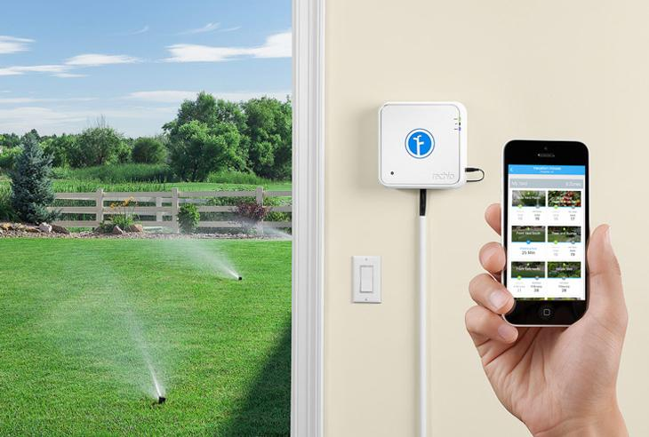 Mack Land LLC - Rachio Irrigation – smart sprinklers and controllers