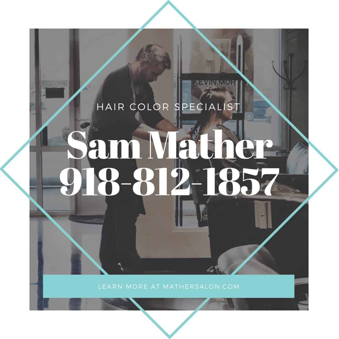 Sam Manther Hair Color Specialist