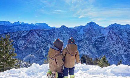 Alles auf einer Karte: Familienurlaub im Chiemgau