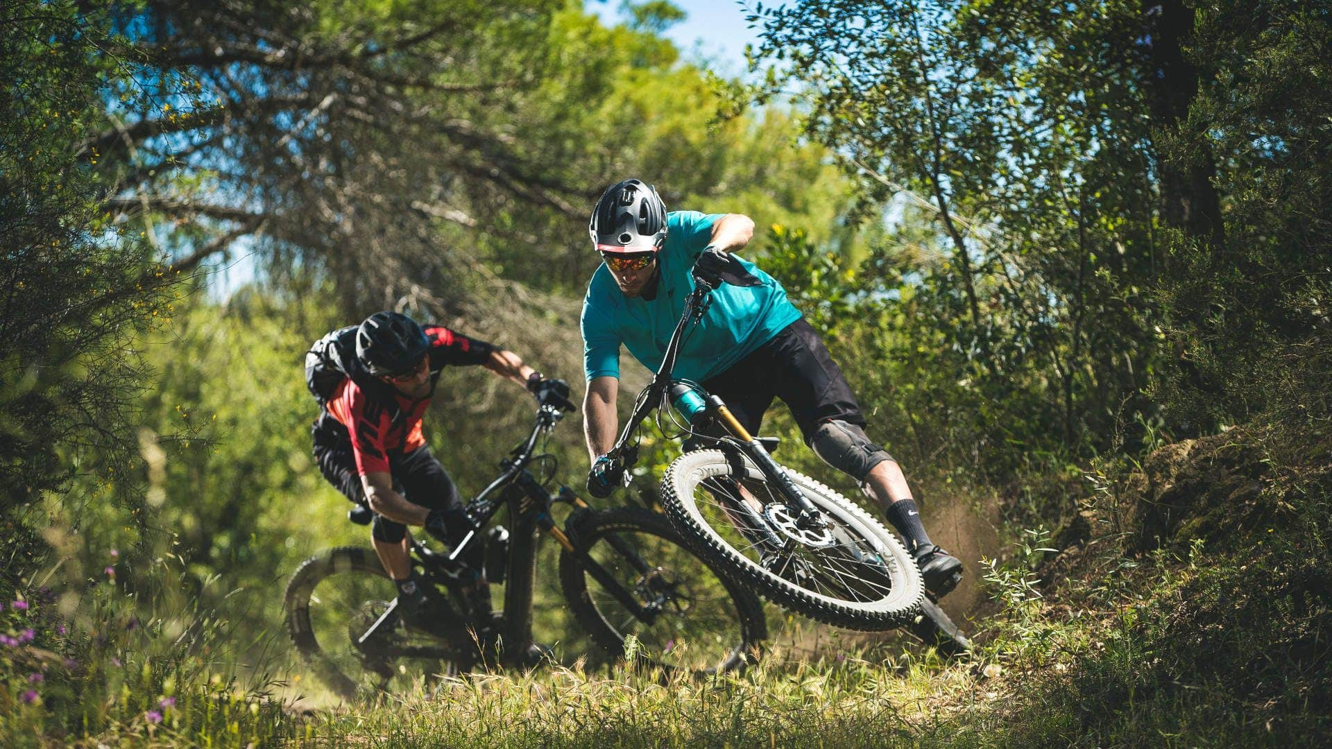Enduro MTB bike holiday spain