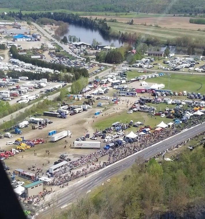Municipalité de Ferme-Neuve - Super Party des camionneurs