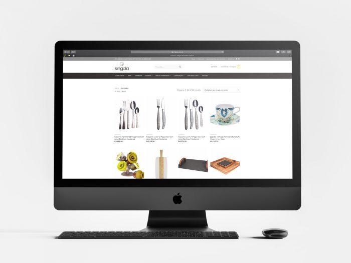 Criação de sites e lojas virtuais Balneário Camboriú