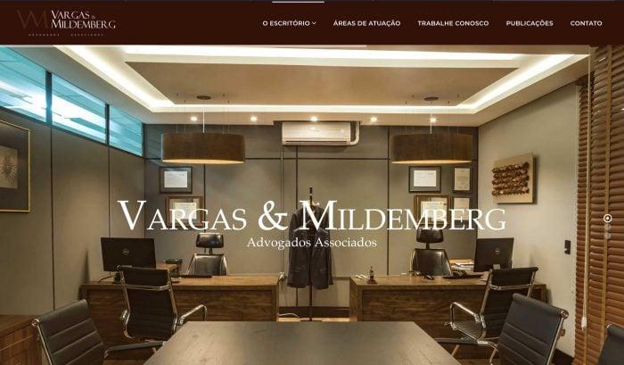 Site Vargas & Mildemberg