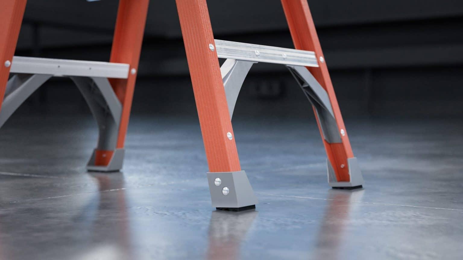 Keller 97 Series Fiberglass Step Ladder