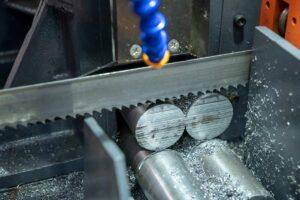 Saw Cutting Machine by Spike Electric