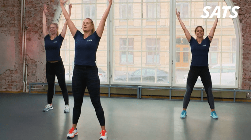 Body for Life – 10 minutter   Norsk
