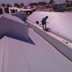 Commercial Roofing Mackay Harbour