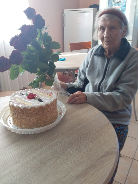 День рождения в пансионате престарелых