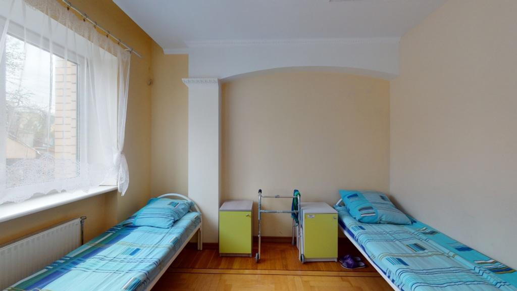 Спальня №4 дома престарелых