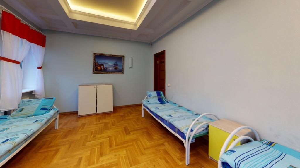 Спальня № 3 дома престарелых
