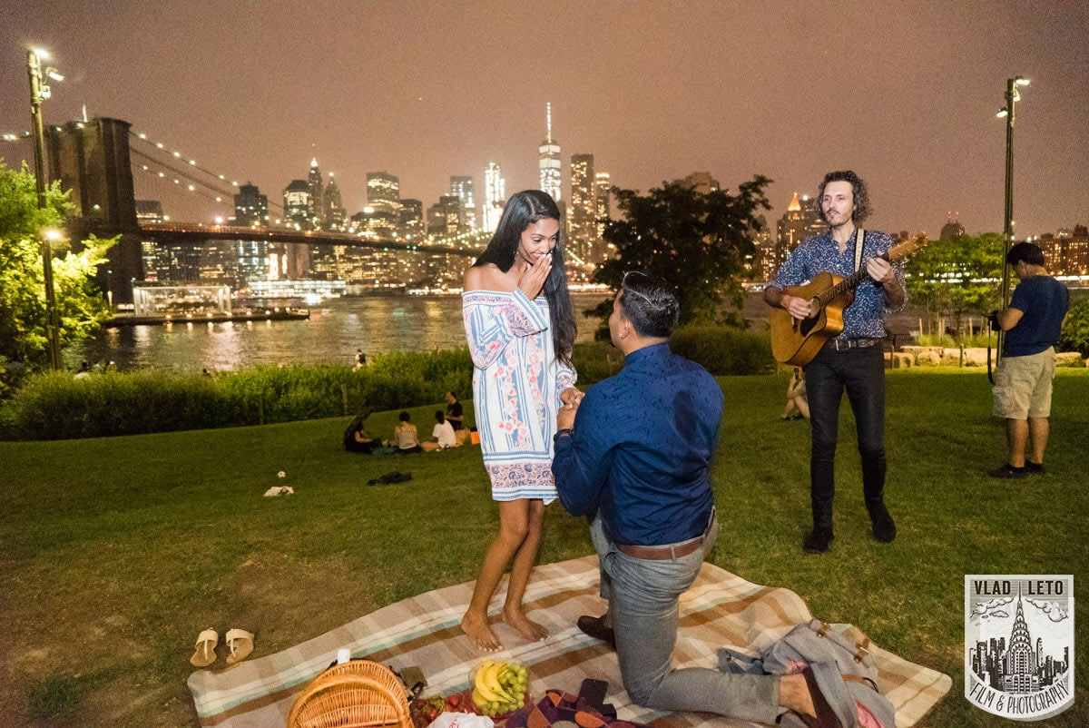 Photo 50 Best Places to Propose in NYC + Tips.   VladLeto