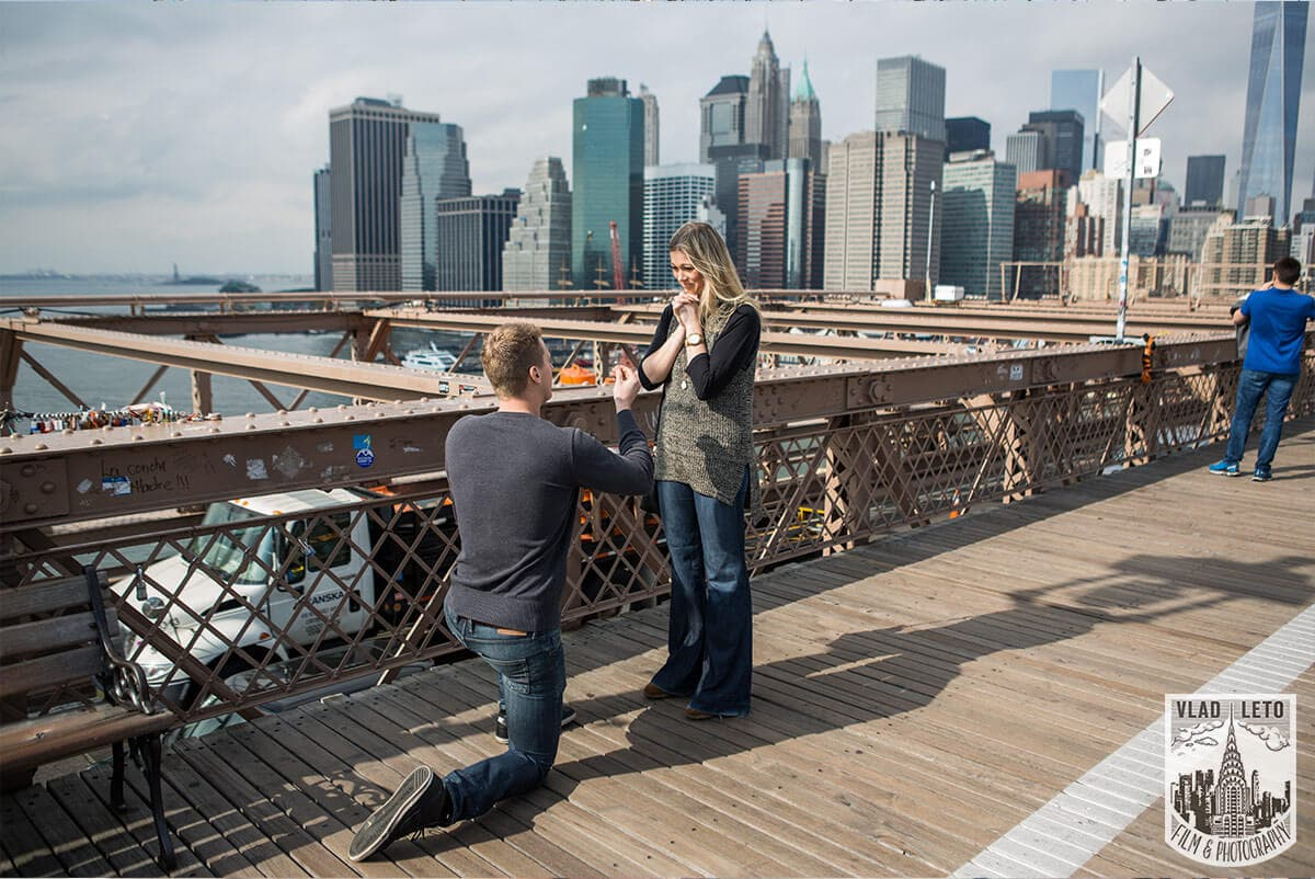 Photo 29 Best Places to Propose in NYC + Tips.   VladLeto