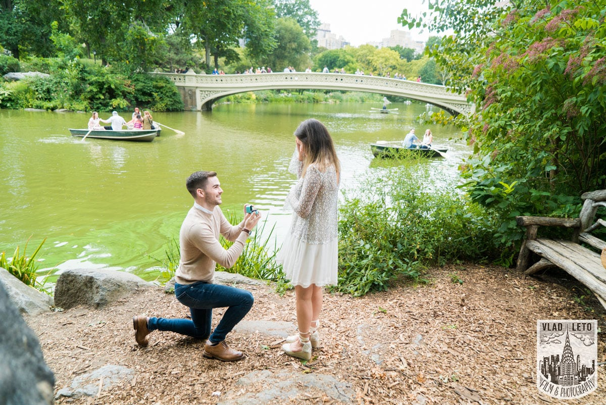 Photo 51 Best Places to Propose in NYC + Tips.   VladLeto