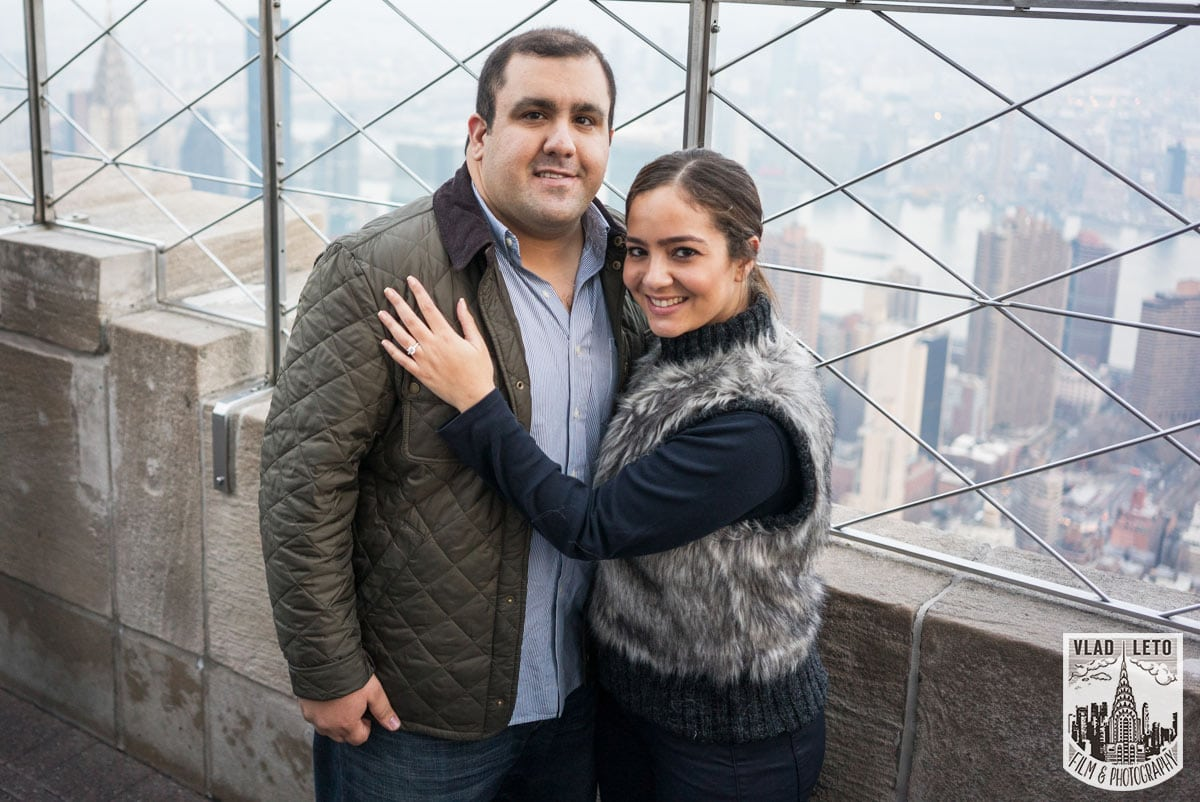 Photo 39 Best Places to Propose in NYC + Tips.   VladLeto