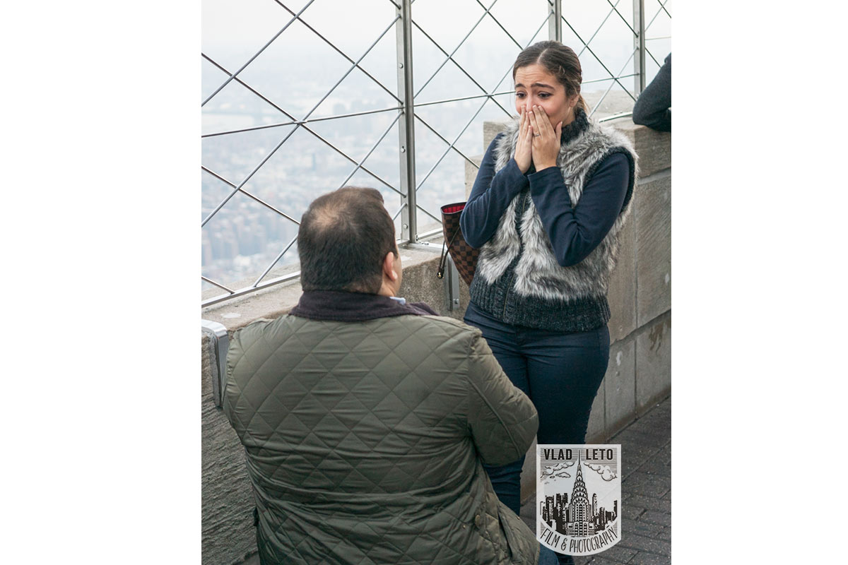 Photo 38 Best Places to Propose in NYC + Tips.   VladLeto