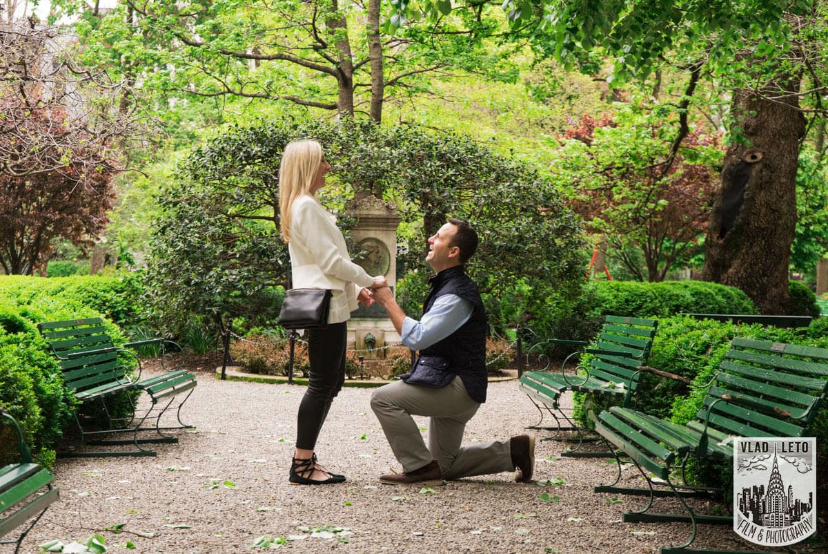 Photo 13 Best Places to Propose in NYC + Tips.   VladLeto