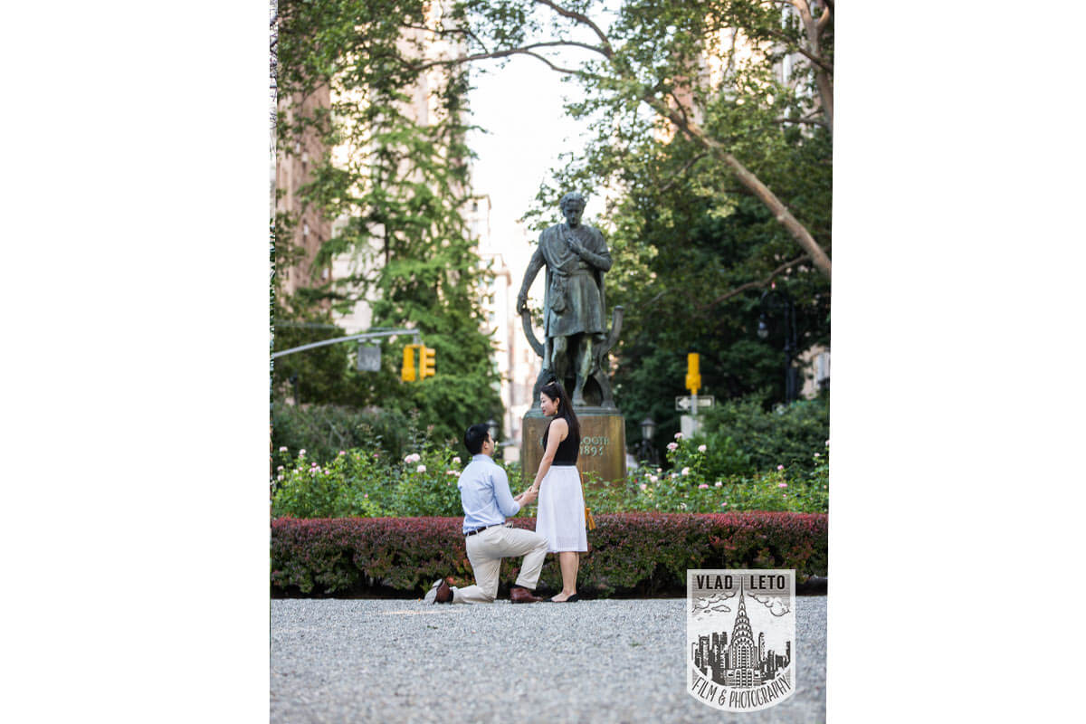 Photo 14 Best Places to Propose in NYC + Tips.   VladLeto