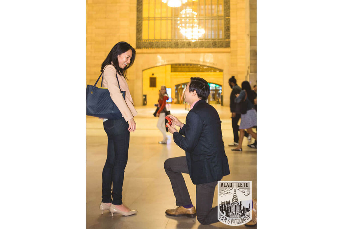 Photo 4 Best Places to Propose in NYC + Tips.   VladLeto